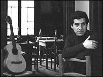 Victor Jara. Foto: Fundación Victor Jara
