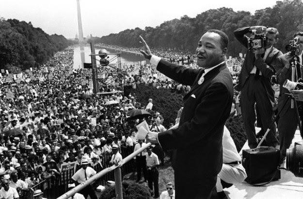 Nesta gravação inédita, Martin Luther King antecipa a importância do movimento dos direitos civis dos negros nos EUA.