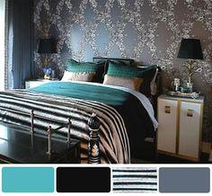 Bedroom on Pinterest