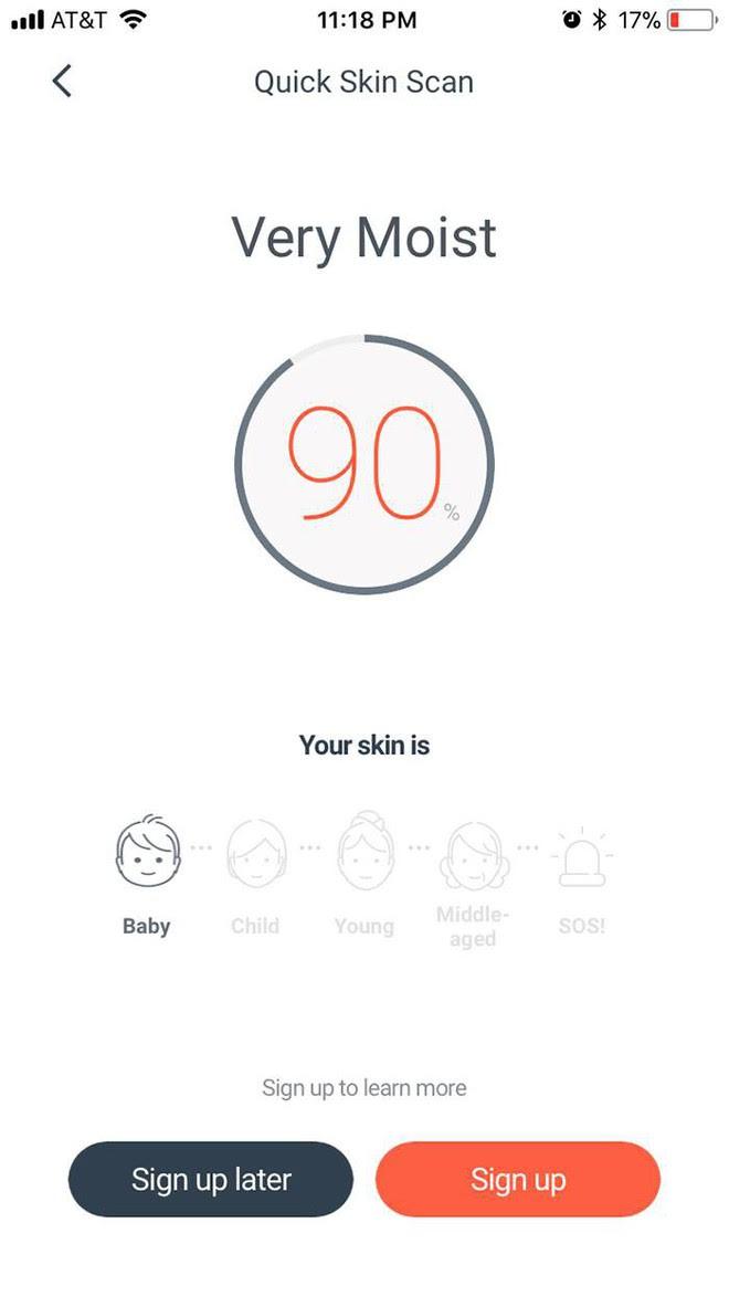 Độ ẩm da mặt của cô nàng này tăng gấp 9 lần nhờ áp dụng các bước chăm sóc da của Hàn - Ảnh 12.