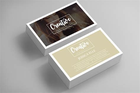 Free Creative Photography Business Card Design
