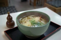 Dashi is the base stock for such wonderful recipes like this nabeyaki udon.