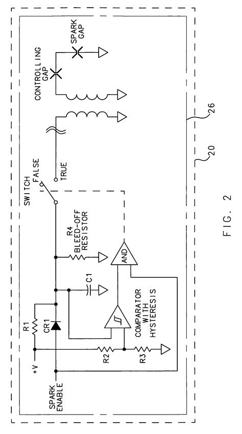 Patent US7095601 - High energy primary spark ignition