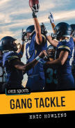Title: Gang Tackle, Author: Eric Howling