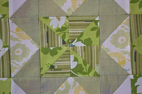 Block #11 detail