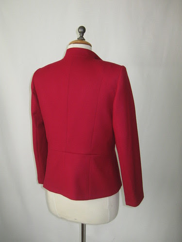 Rose jacket back1