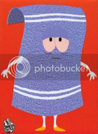 Towelie South Park