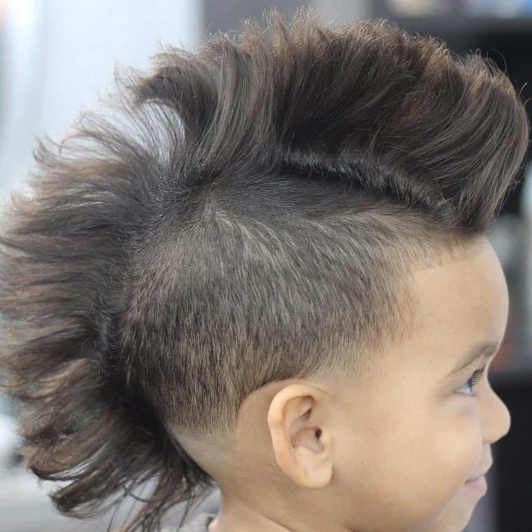 70 Popular Little Boy Haircuts Add Charm In 2018
