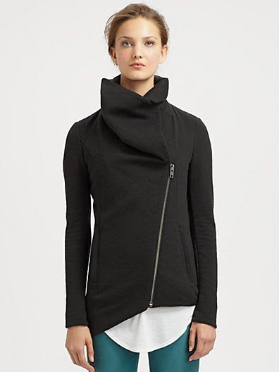 Helmut Lang HELMUT Asymmetrical Jacket