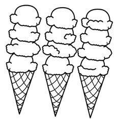 ice cream scoop template  clipart panda  free clipart images