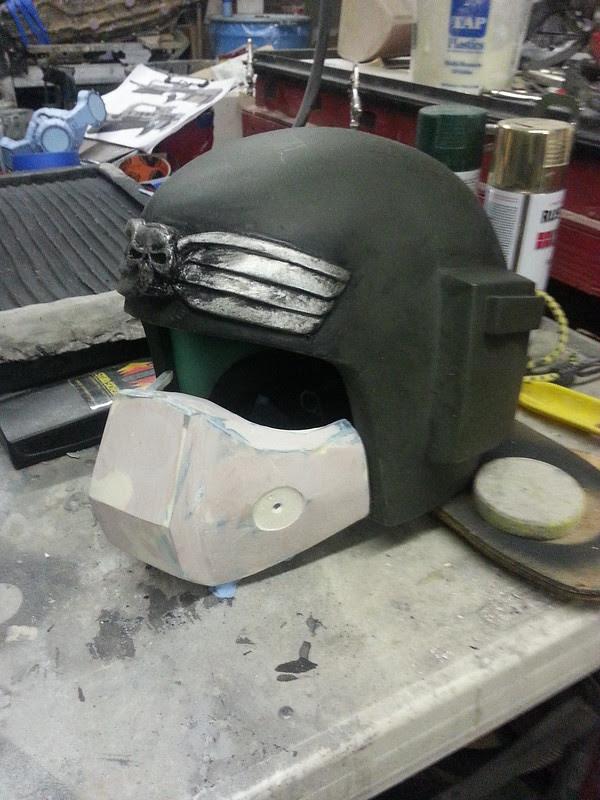 Facemask Beginning
