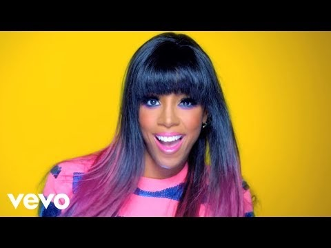 kisses down love, il nuovo video di kelly rowland