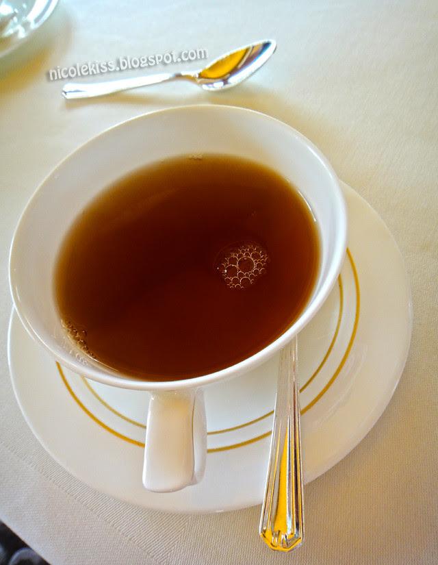 Mandarin Oriental Bangkok Afternoon Tea