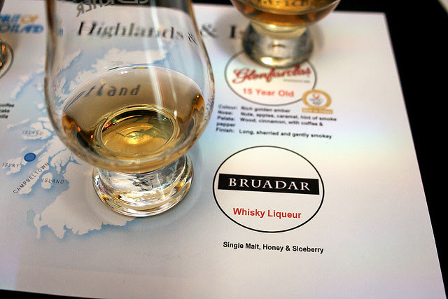 Bruadar Whisky Liquer