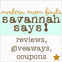 savannah says
