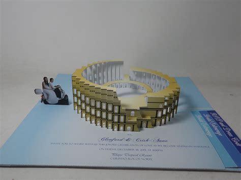 Roman Colosseum / Coliseum Pop Up Card   Pop Up Occasions