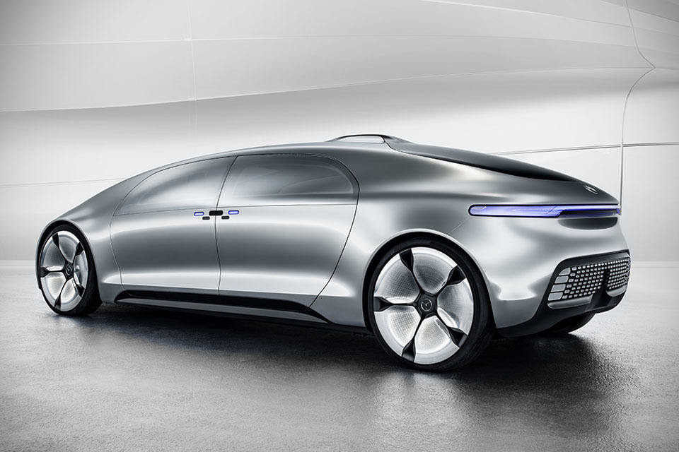 Mercedes-Benz's Autonomous Concept Car Looks Way Much ...