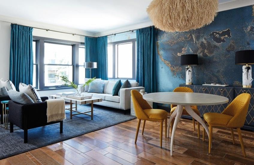 Tije-sp: Duck Egg Blue Sitting Room Ideas