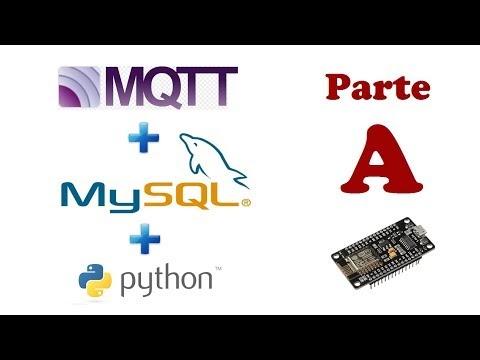 Tutorial # ESP (Parte) – Integrar MQTT con MySQL usando Python