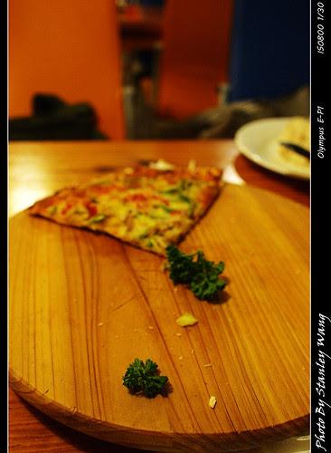 吃剩的PIZZA