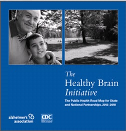 The Healthy Brain Initiative - 2013