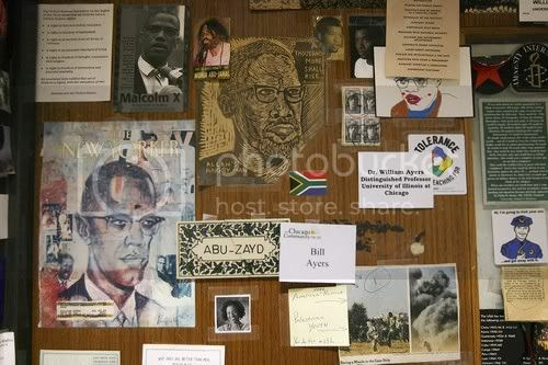 Bill Ayers Office