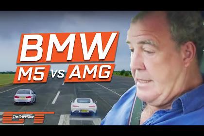 Bmw M5 Jeremy Clarkson