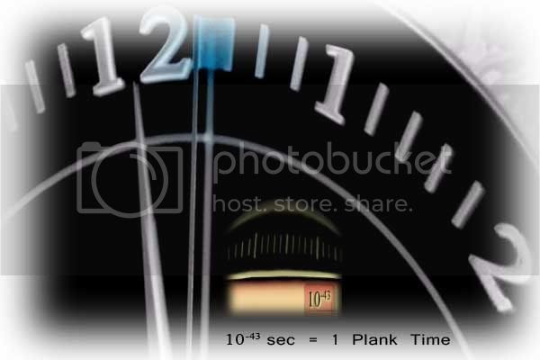 1 plank tme equals to 10^-43 second