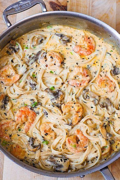 jump  recipe print recipecreamy shrimp pasta