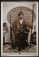 Huey P. Newton, Minister of Defence