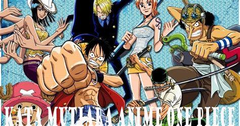 kata bijak mutiara anime manga komik  piece warna