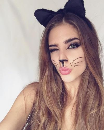 Guest Post 5 Last Minute Cat Face Makeup Ideas For The Upcoming