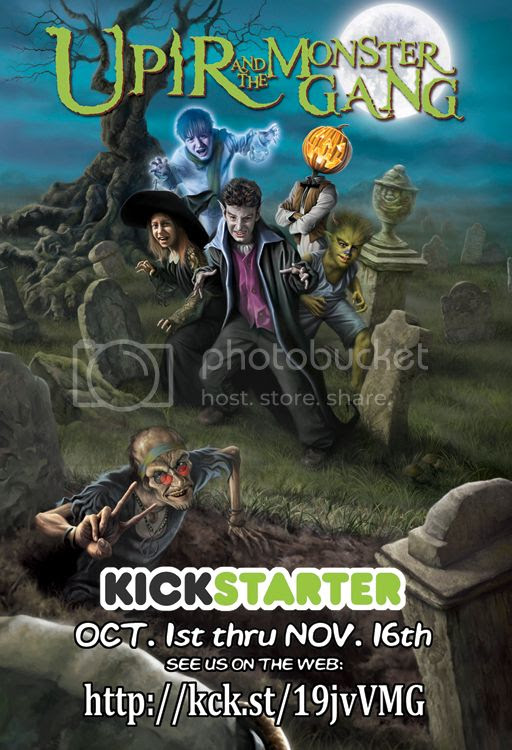 http://www.kickstarter.com/projects/50777117/upir-and-the-monster-gang-first-edition