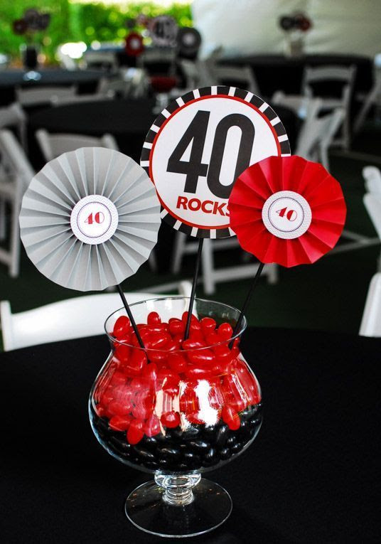 17 Cool 40th Birthday Party Ideas For Men Obsigen