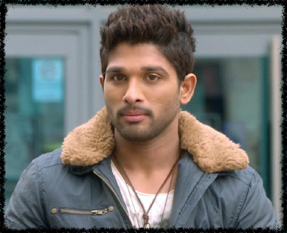 Beauty Hairstyle: Allu Arjun Hairstyle Cutting Photos
