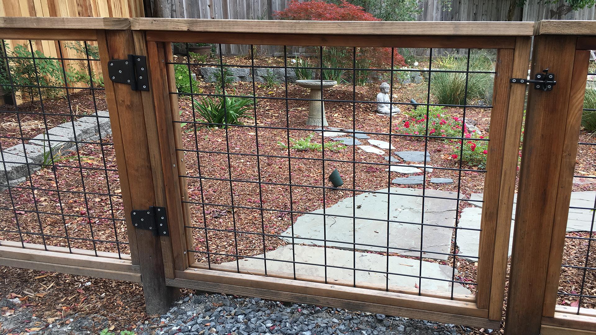 Arbor Design, Deck Construction, Fence Building - Details ...