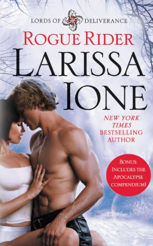 Rogue Rider (Lords of Deliverance) by Larissa Ione