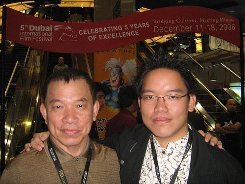 Dubai Film Fest in Mall of Emirates