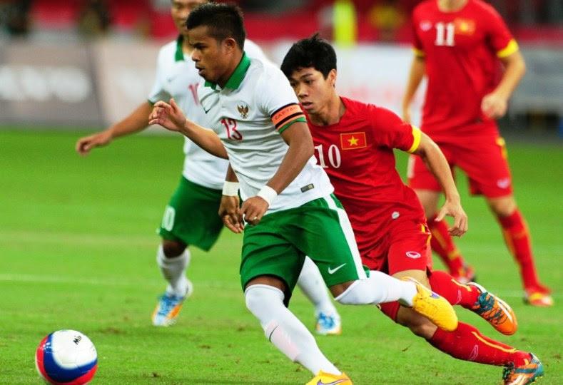 Hasil Timnas Indonesia U23 vs Vietnam dan Jadwal Sepak Bola SEA Games 2015  Aes Sina Berita
