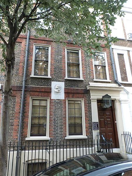 maison de thomas Carlyle