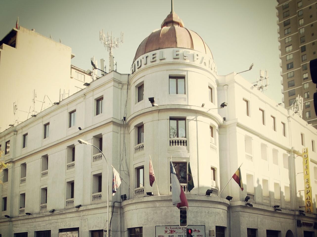Hotel Espana Reviews
