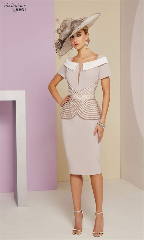Veni Infantino Ronald Joyce Mother of the Bride Outfits