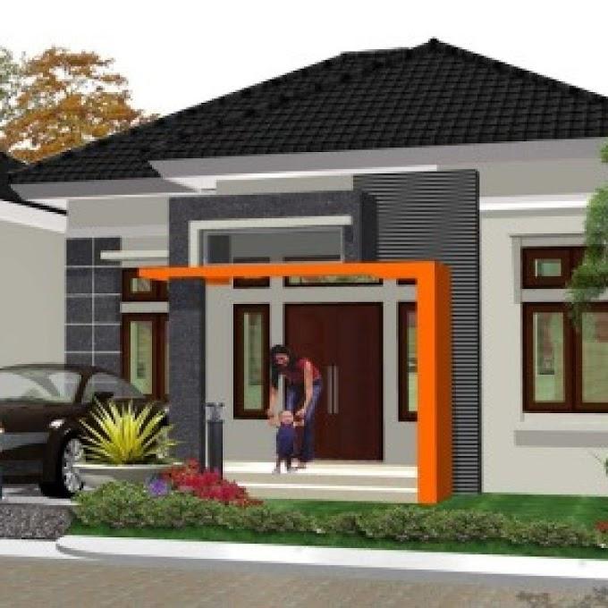 Bentuk Rumah Sederhana Minimalis   Ide Rumah Minimalis