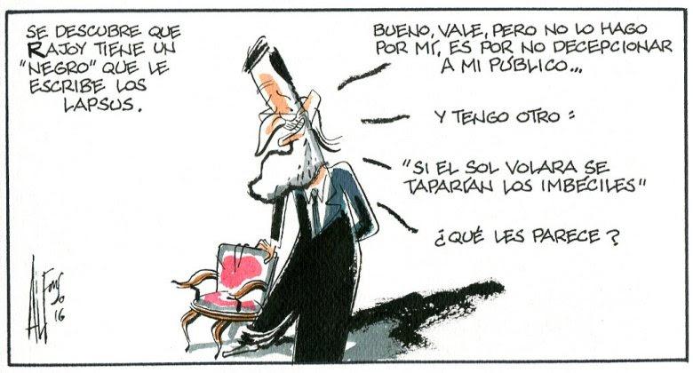 Rajoy no te vayas