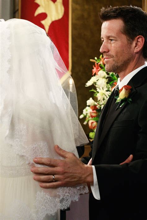 Desperate Housewives: James Denton on secret wedding kiss