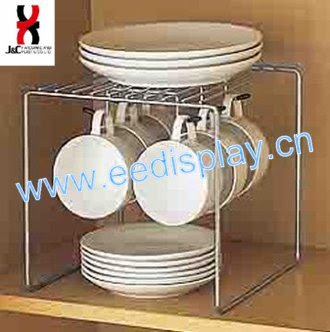 Wholesale Tea Cup And Saucer With Holder Rack View High Quality