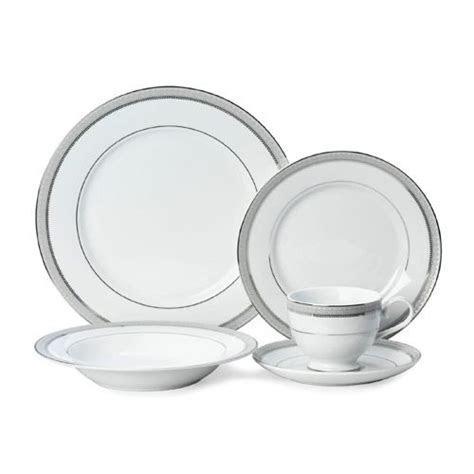 Mikasa Platinum Crown Dinnerware   Silver Superstore
