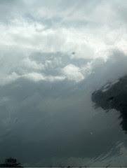 ciel du 28 avril 2005, pluie