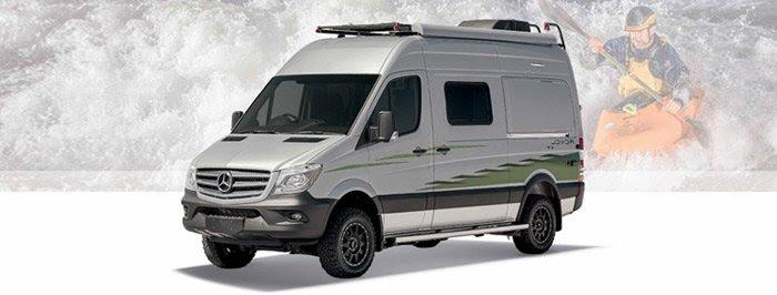 Why rent a Mercedes Campervan? - Mercedes Sprinter Camper ...