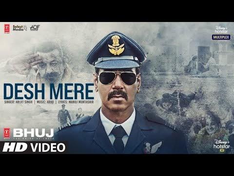 Desh Mere   Ajay Devgan   Sanjay Dutt-FYL